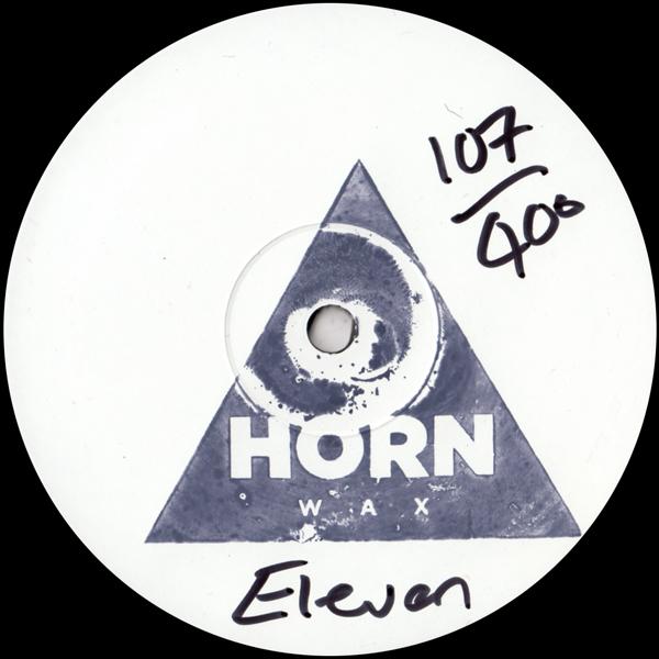 perseus-traxx-posthuman-horn-wax-eleven-horn-wax-cover