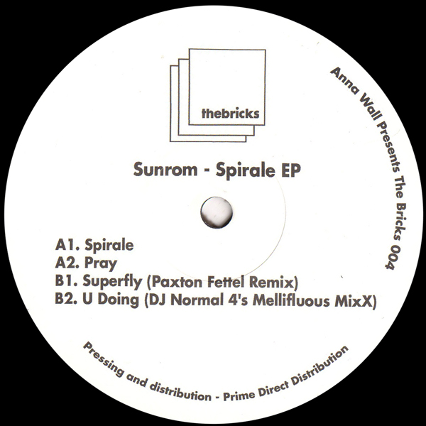 sunrom-spirale-ep-dj-normal-4-remix-the-bricks-cover
