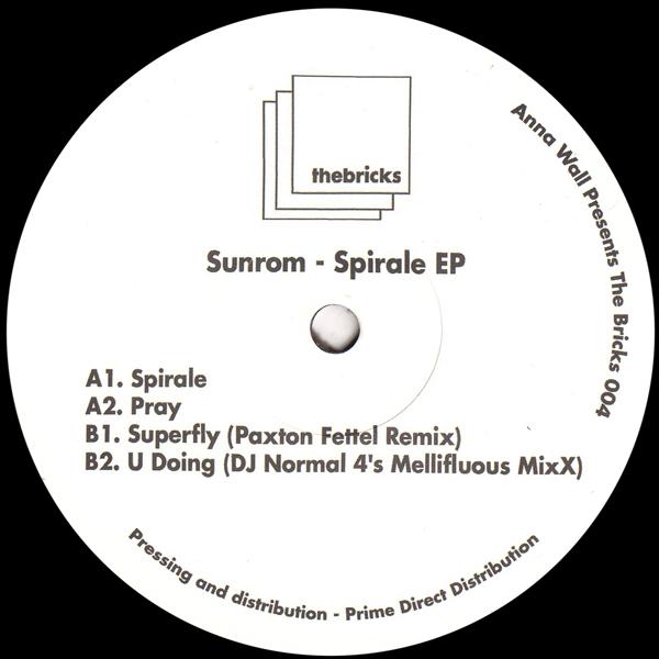 sunrom-spirale-ep-dj-normal-4-remix-the-bricks-cover