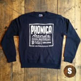 phonica-records-phonica-records-sweatshirt-navy-blue-small-size-phonica-merchandise-cover