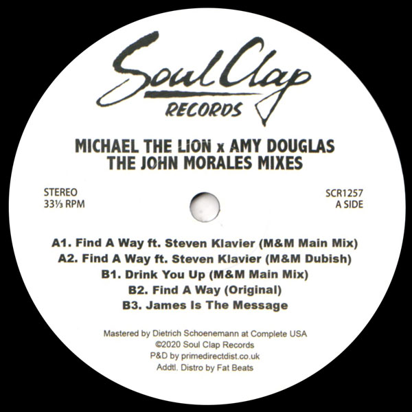michael-the-lion-x-amy-douglas-find-a-way-drink-you-up-the-john-morales-mixes-soul-clap-records-cover