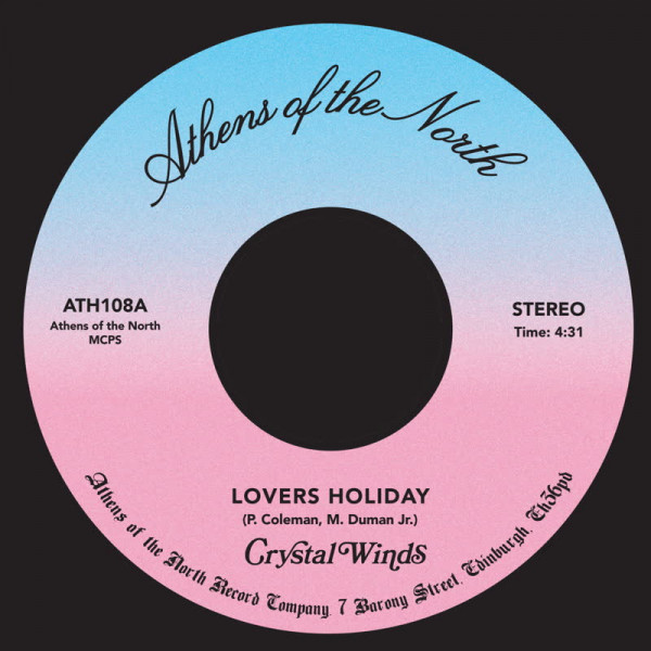 crystal-winds-lovers-holiday-love-aint-easy-athens-of-the-north-cover