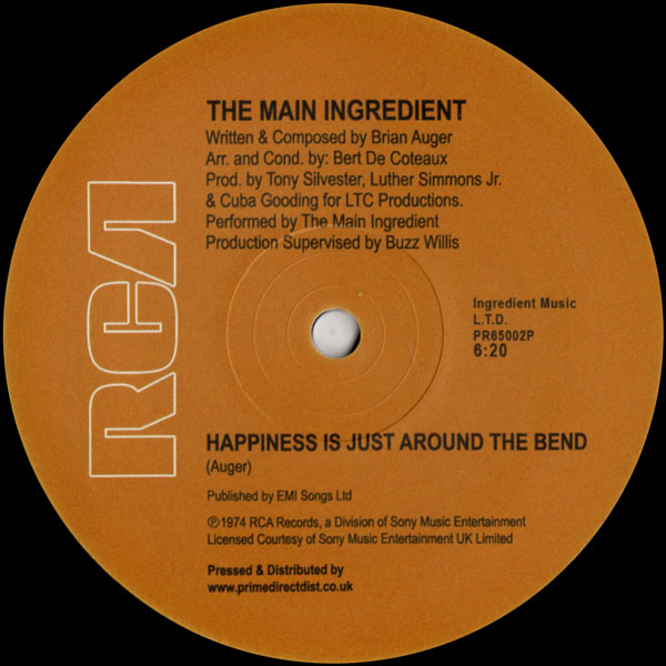 the-main-ingredient-happiness-is-just-around-the-bend-evening-of-love-rca-cover