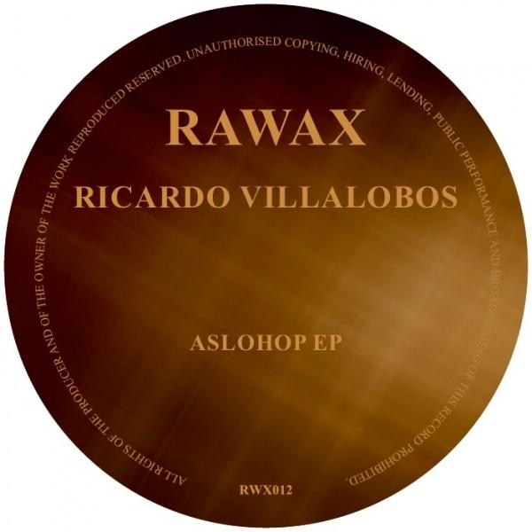 ricardo-villalobos-aslohop-ep-limited-brown-marble-vinyl-rawax-cover