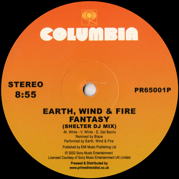 earth-wind-fire-fantasy-shelter-dj-mix-cant-hide-love-maw-album-mix-columbia-cover