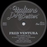 fred-ventura-the-years-go-by-italians-do-it-better-cover