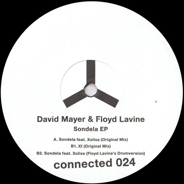 david-mayer-floyd-lavine-sondela-ep-connected-cover