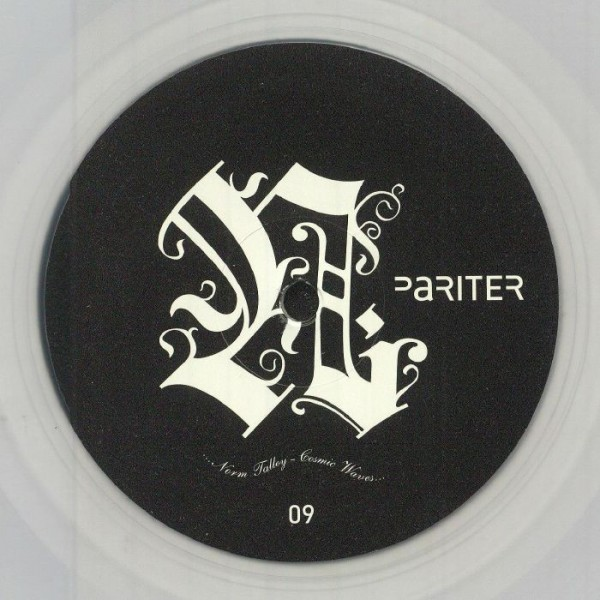 norm-talley-cosmic-waves-limited-transparent-vinyl-pariter-cover
