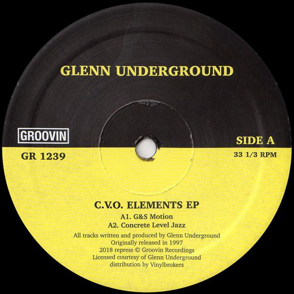 glenn-underground-cvo-elements-ep-groovin-recordings-cover