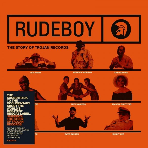 Rudeboy: The Story of Trojan Records OST LP