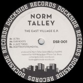 norm-talley-the-east-village-ep-dockside-records-cover