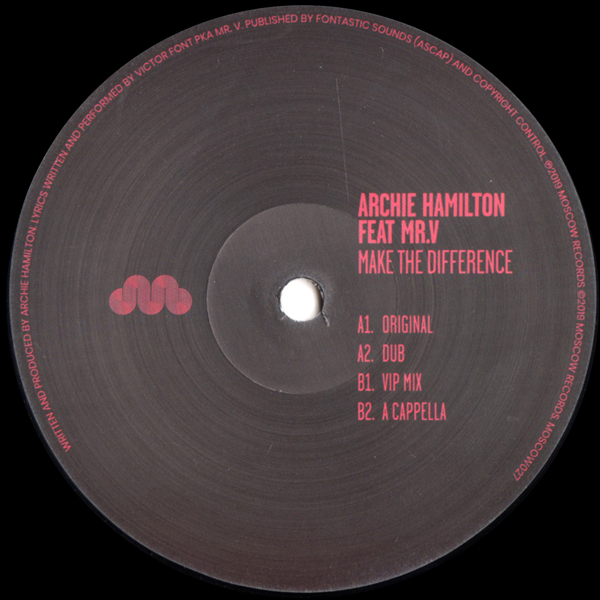 archie-hamilton-feat-mrv-make-the-difference-moscow-recordings-cover