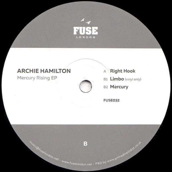 archie-hamilton-mercury-rising-ep-fuse-london-cover