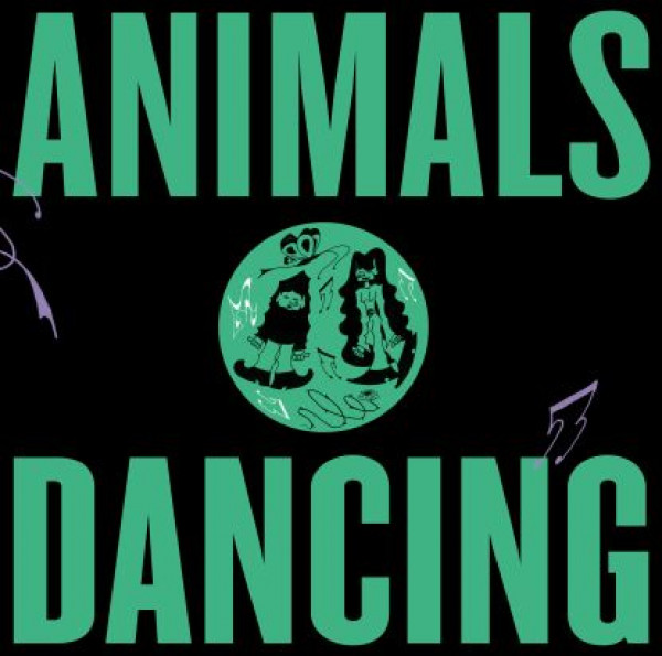 benoit-b-we-come-in-peace-animals-dancing-cover
