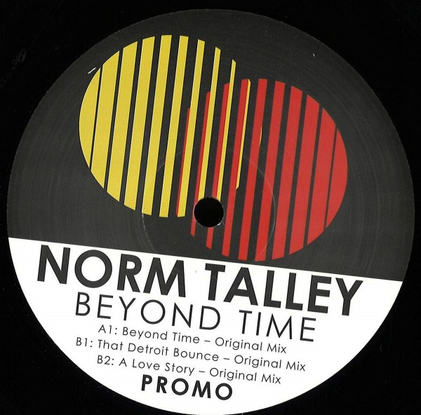 norm-talley-beyond-time-landed-records-cover