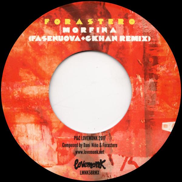 CASBAH73/Love Saves The Day (Rahaan Remix)/LOVEMONK - Vinyl