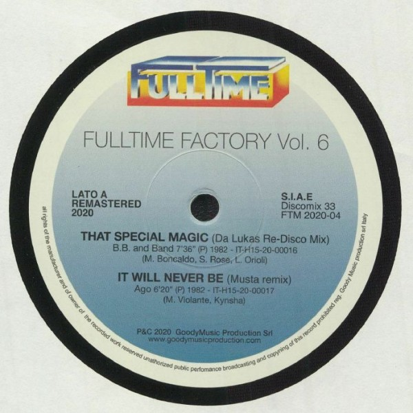 bb-band-ago-selection-patty-johnson-fulltime-factory-vol-6-full-time-production-italy-cover