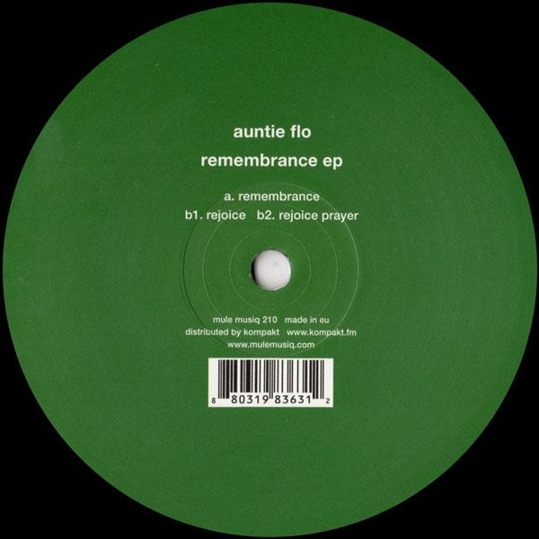 auntie-flo-remembrance-ep-mule-musiq-cover
