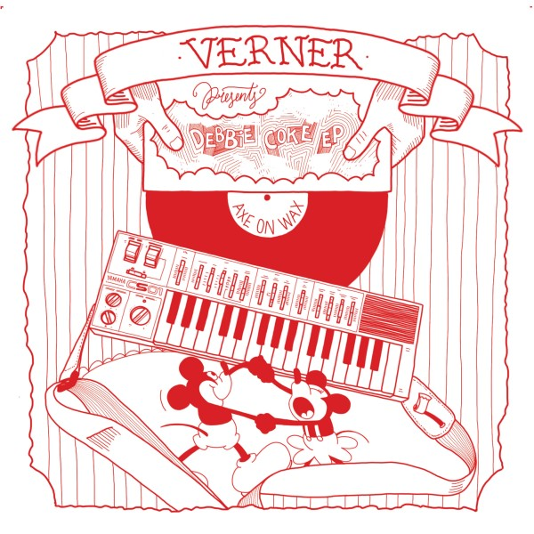 verner-debbie-coke-ep-axe-on-wax-cover