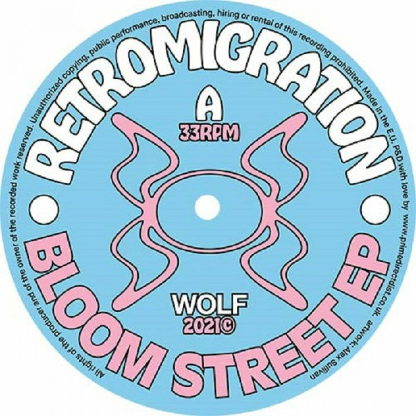 retromigration-bloom-street-ep-wolf-music-cover