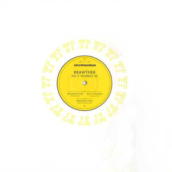 Brawtherdo it yourself epsecretsundaze vinyl records specialists brawther do it yourself ep secretsundaze cover solutioingenieria Image collections