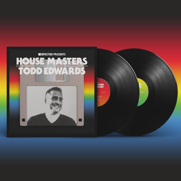 todd-edwards-various-artists-house-masters-todd-edwards-lp-defected-cover