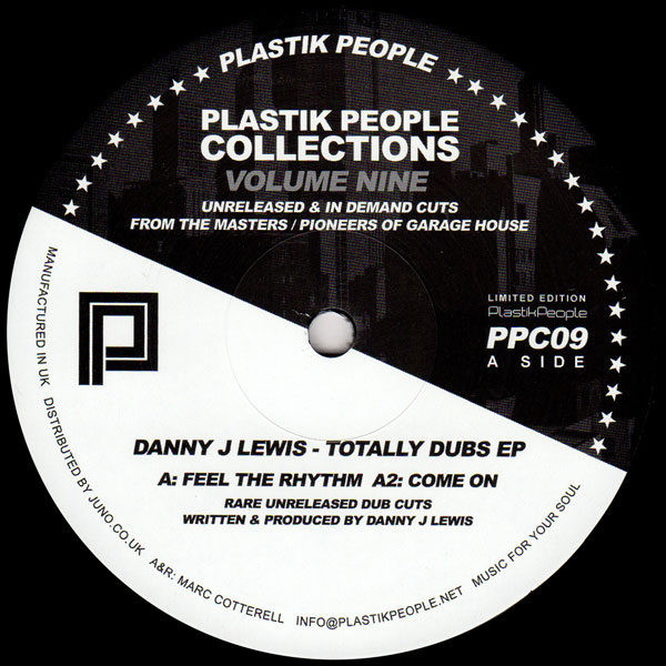 danny-j-lewis-totally-dubs-plastik-people-cover