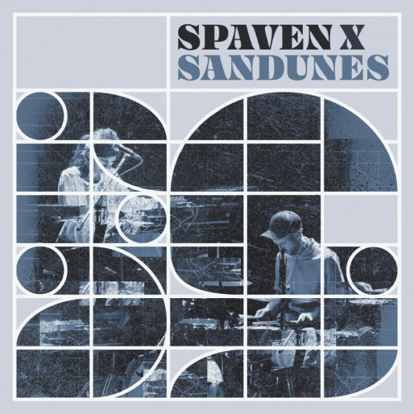 richard-spaven-sandunes-spaven-x-sandunes-ep-k7-records-cover