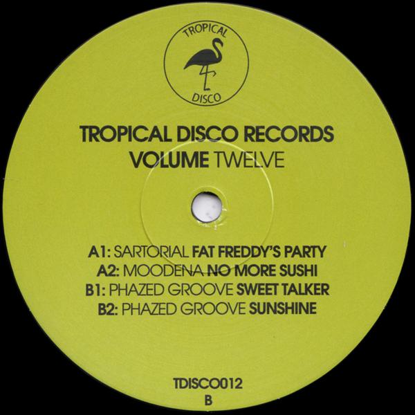 sartorial-moodena-phazed-groove-tropical-disco-records-vol-12-ep-tropical-disco-records-cover