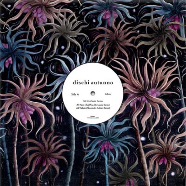 YOVAV/Running EP (Gerd Janson Remix)/DISCHI AUTUNNO - Vinyl Records