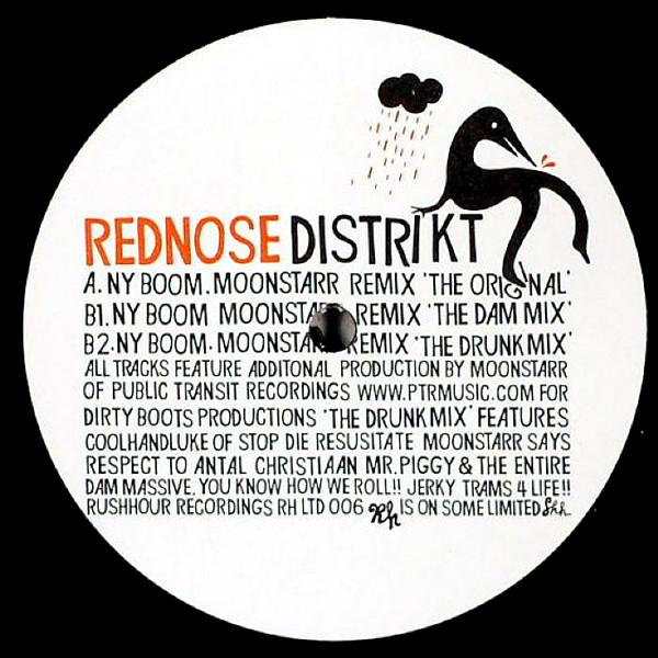 rednose-distrikt-ny-boom-moonstarr-remix-used-vinyl-vg-sleeve-generic-rush-hour-cover