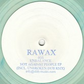 unbalance-not-against-people-ep-rawax-cover