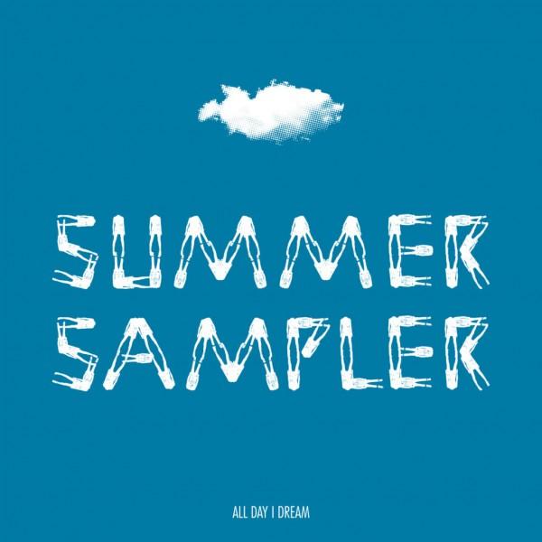 various-artists-summer-sampler-2020-lp-all-day-i-dream-cover