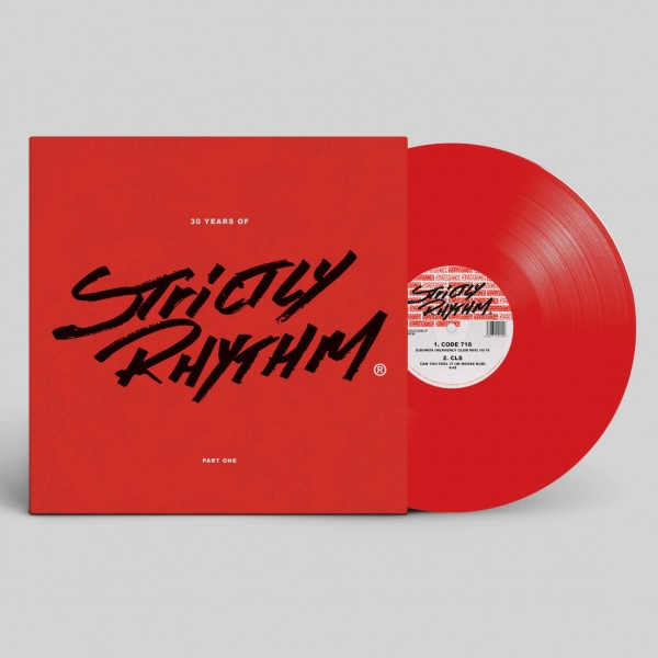 george-morel-kcyc-hardrive-wink-30-years-of-strictly-rhythm-part-one-red-vinyl-strictly-rhythm-cover