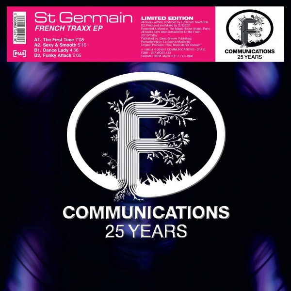 st-germain-french-traxx-ep-f-communications-cover