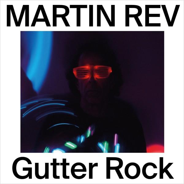 Martin Rev Gutter Rock Porridge Bullet Vinyl Records