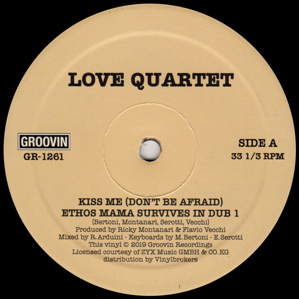 love-quartet-kiss-me-dont-be-afraid-groovin-recordings-cover