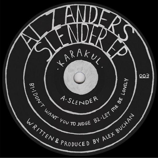 al-zanders-slender-ep-karakul-cover