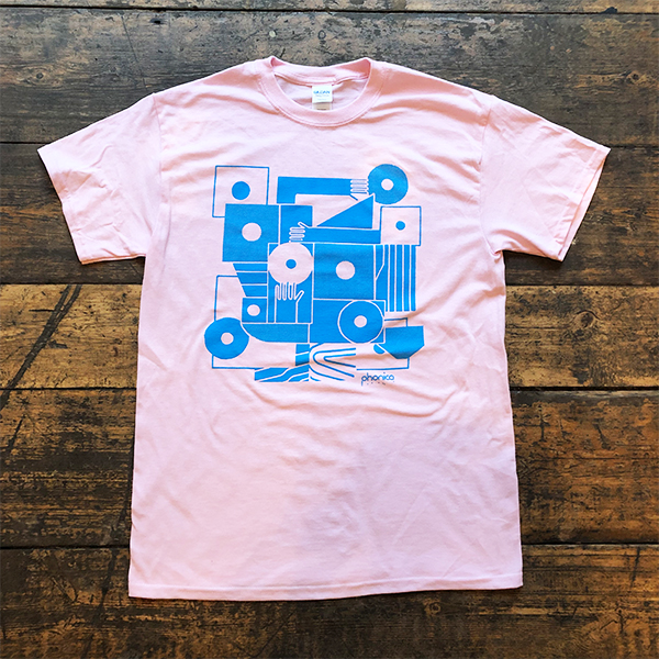 phonica-records-hands-and-sleeves-pink-t-shirt-large-phonica-merchandise-cover