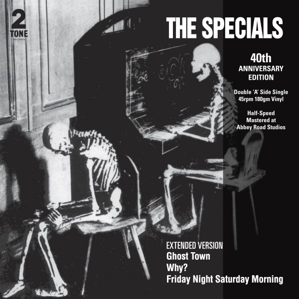 the-specials-ghost-town-40th-anniversary-half-speed-master-pre-order-chrysalis-records-cover