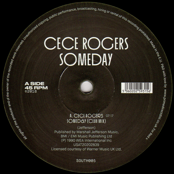 cece-rogers-someday-south-street-cover