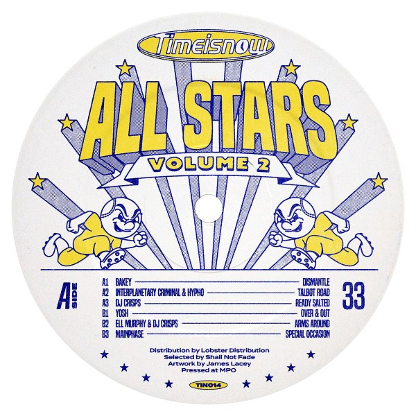 interplanetary-crminal-bakey-various-artists-time-is-now-allstars-vol-2-time-is-now-cover