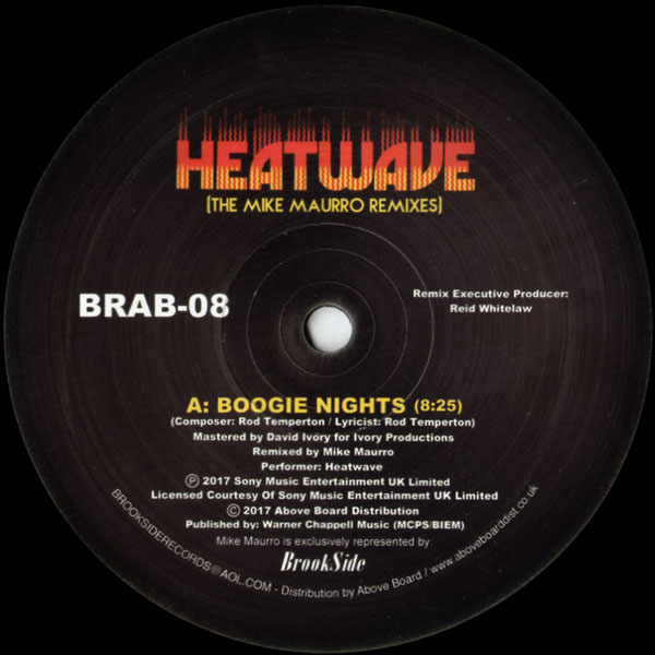 heatwave-the-mike-maurro-remixes-vol-1-boogie-nights-too-hot-to-handle-brookside-cover