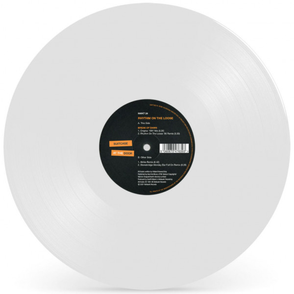 rhythm-on-the-loose-break-of-dawn-white-vinyl-network-records-cover