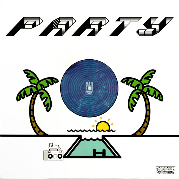 mall-grab-pool-party-ep-hot-haus-recs-cover