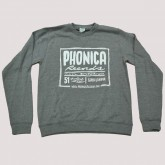 phonica-records-phonica-records-sweatshirt-grey-heather-large-size-phonica-merchandise-cover
