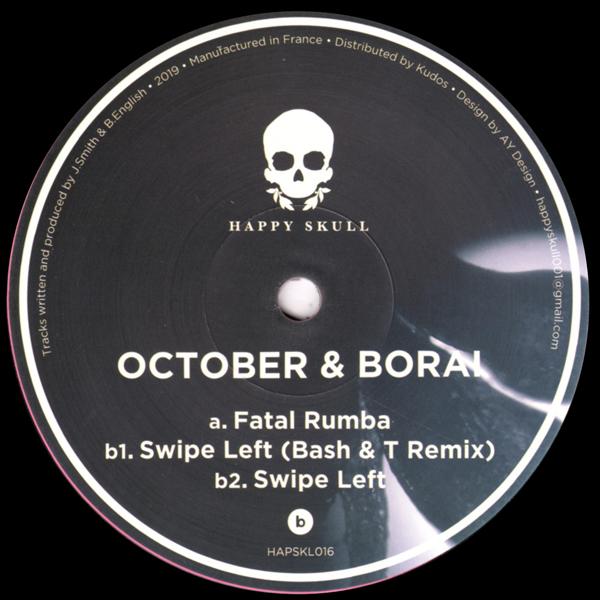 october-borai-fatal-rumba-happy-skull-cover