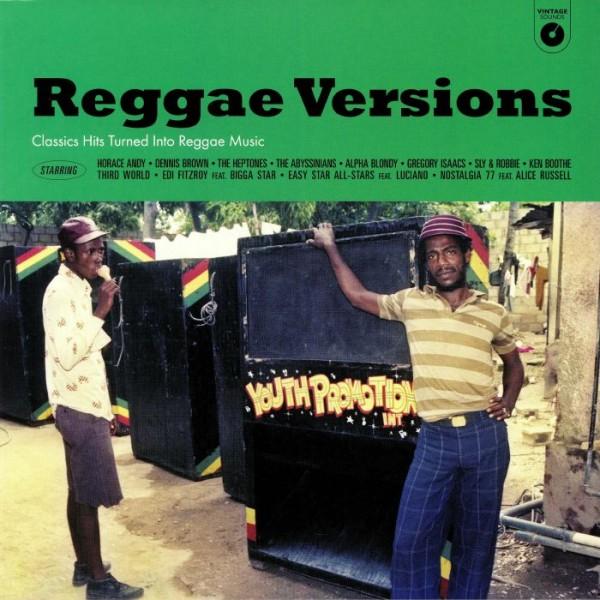 Reggae Versions: Classic Hits Turned Into Reggae Music LP