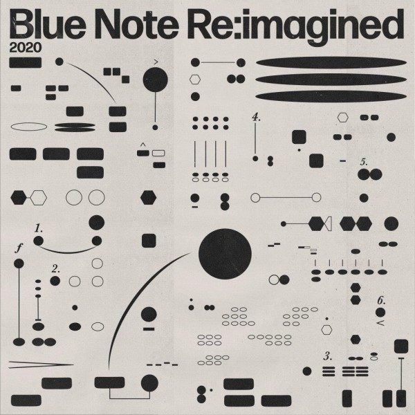 jorja-smith-nubya-garcia-jordan-rakei-ezra-collective-various-artists-blue-note-reimagined-lp-decca-cover