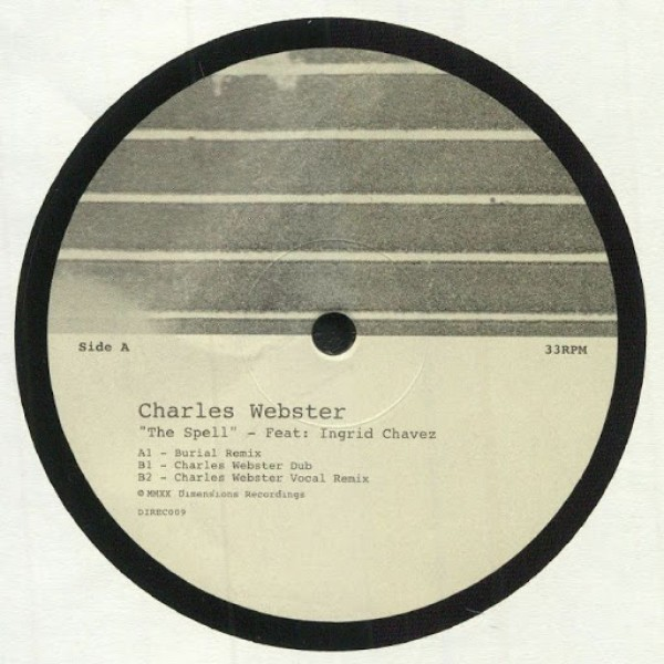 charles-webster-ingrid-chavez-the-spell-burial-mix-dimensions-recordings-cover